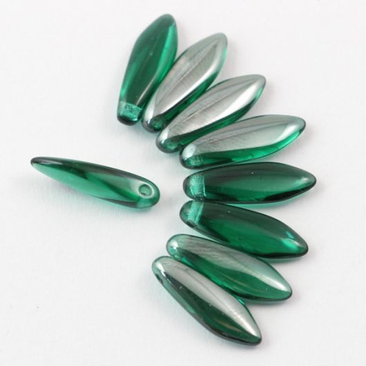 Dagger Emerald Clarit 5x16mm [6szt]